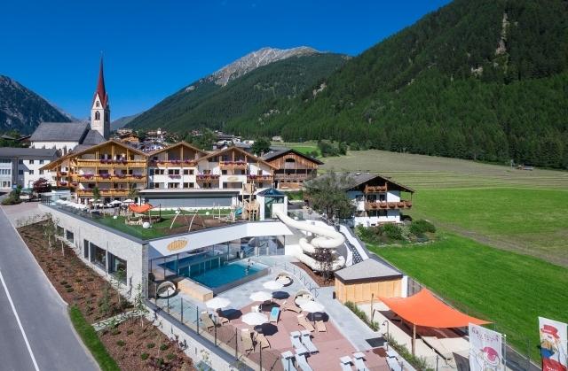 Urlaub mit Kindern in Südtirol im Familienhotel Huber