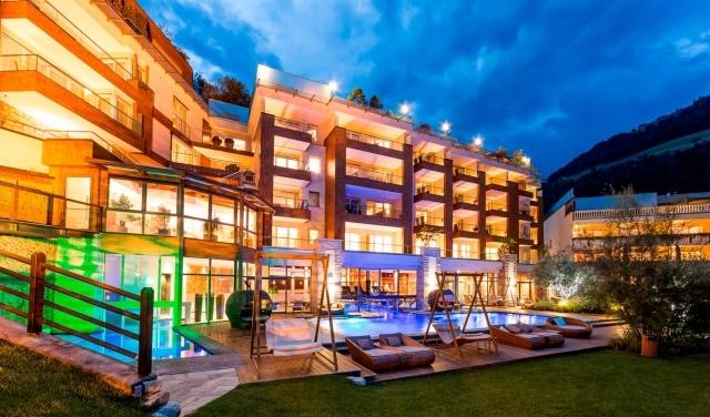5 Sterne Hotel Quellenhof bei Meran