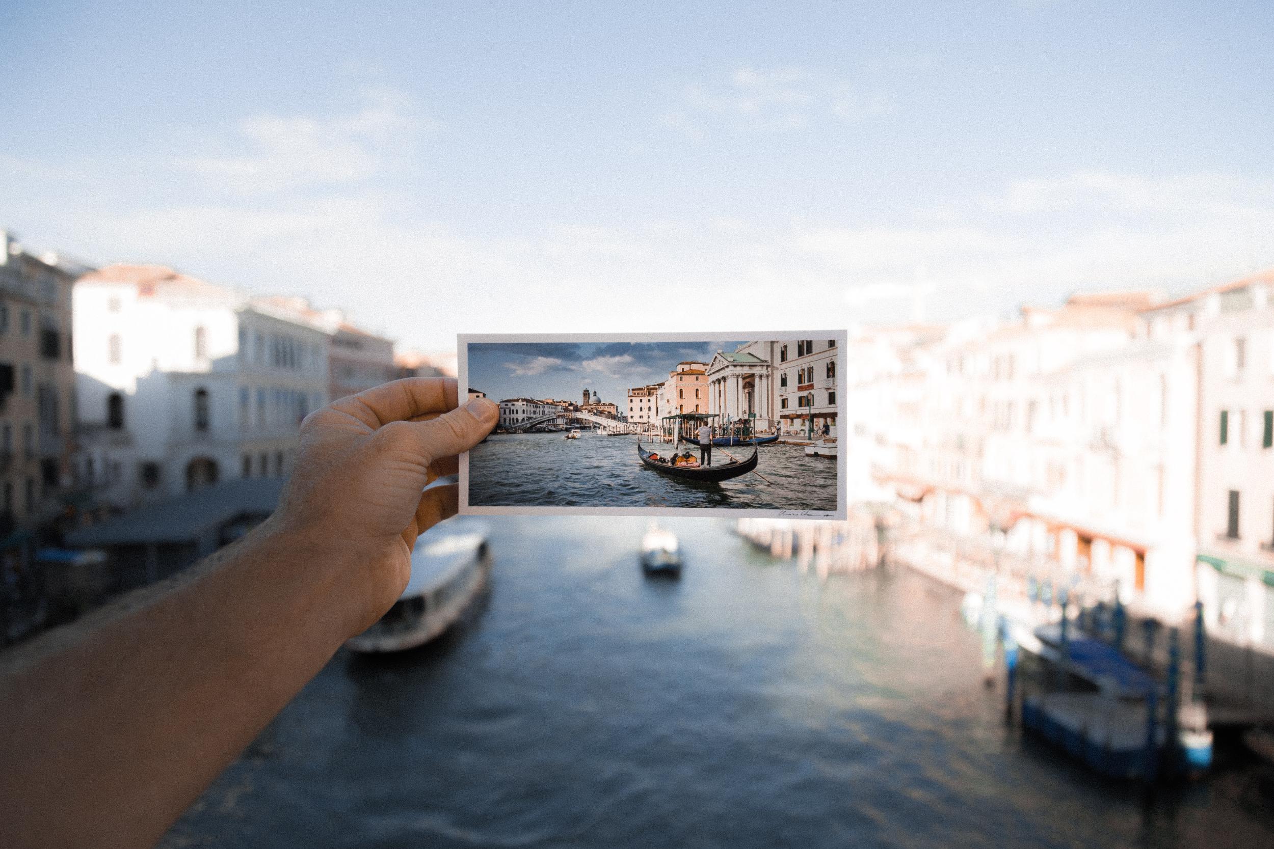 Urlaubserinnerungen zum Greifen nach - Urlaubsfotos kreativ in Szene setzen