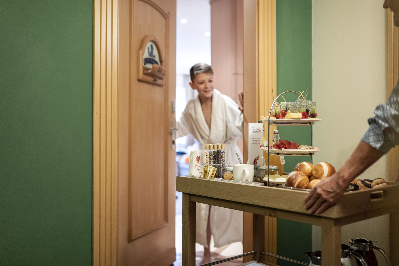 Happy Morning Frühstück-Roomservice
