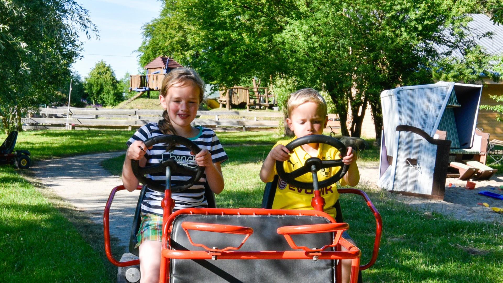 Gut Nisdorf - das Bio-Kinderhotel an der Ostsee