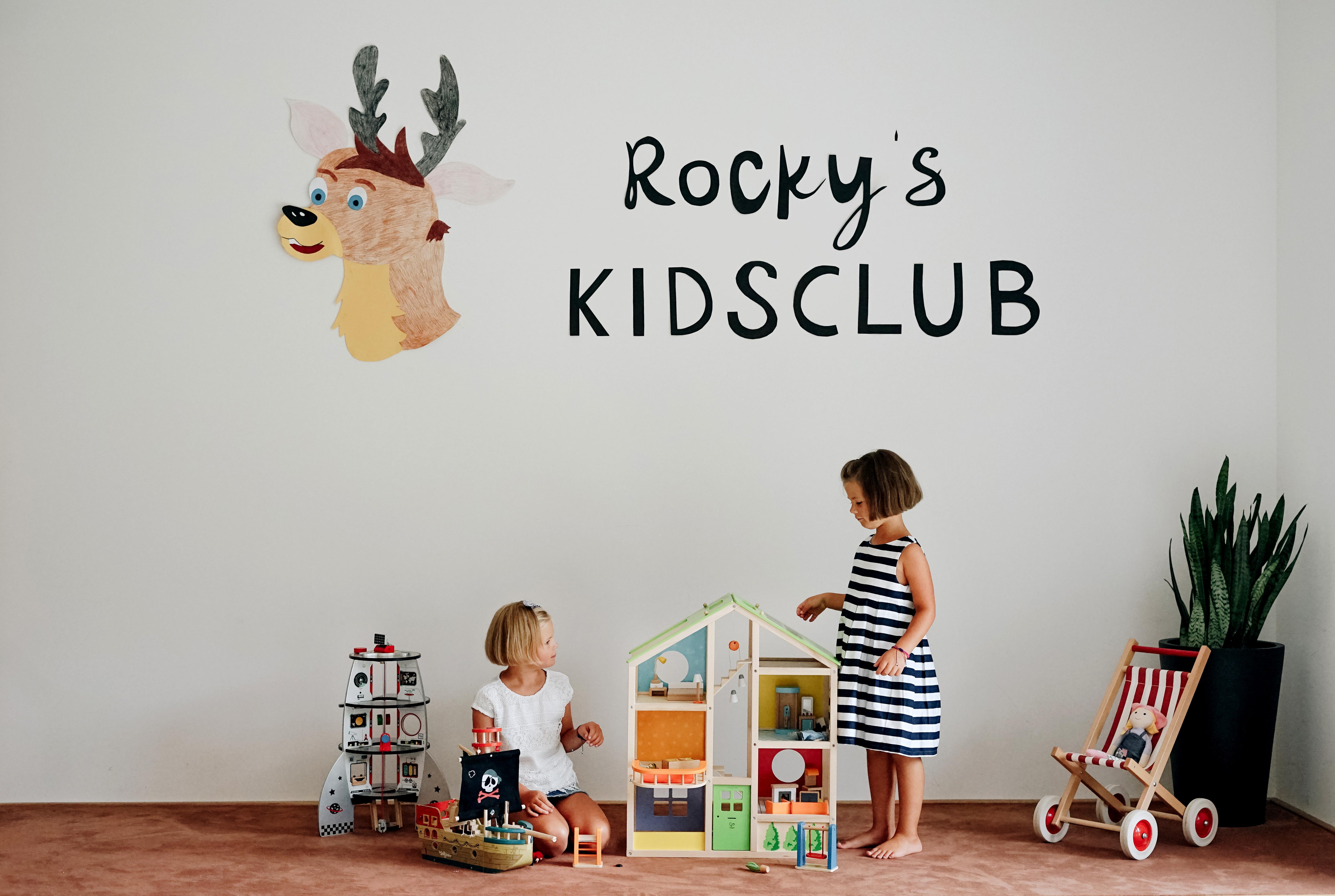 Rocky's Kidsclub Forsthofgut