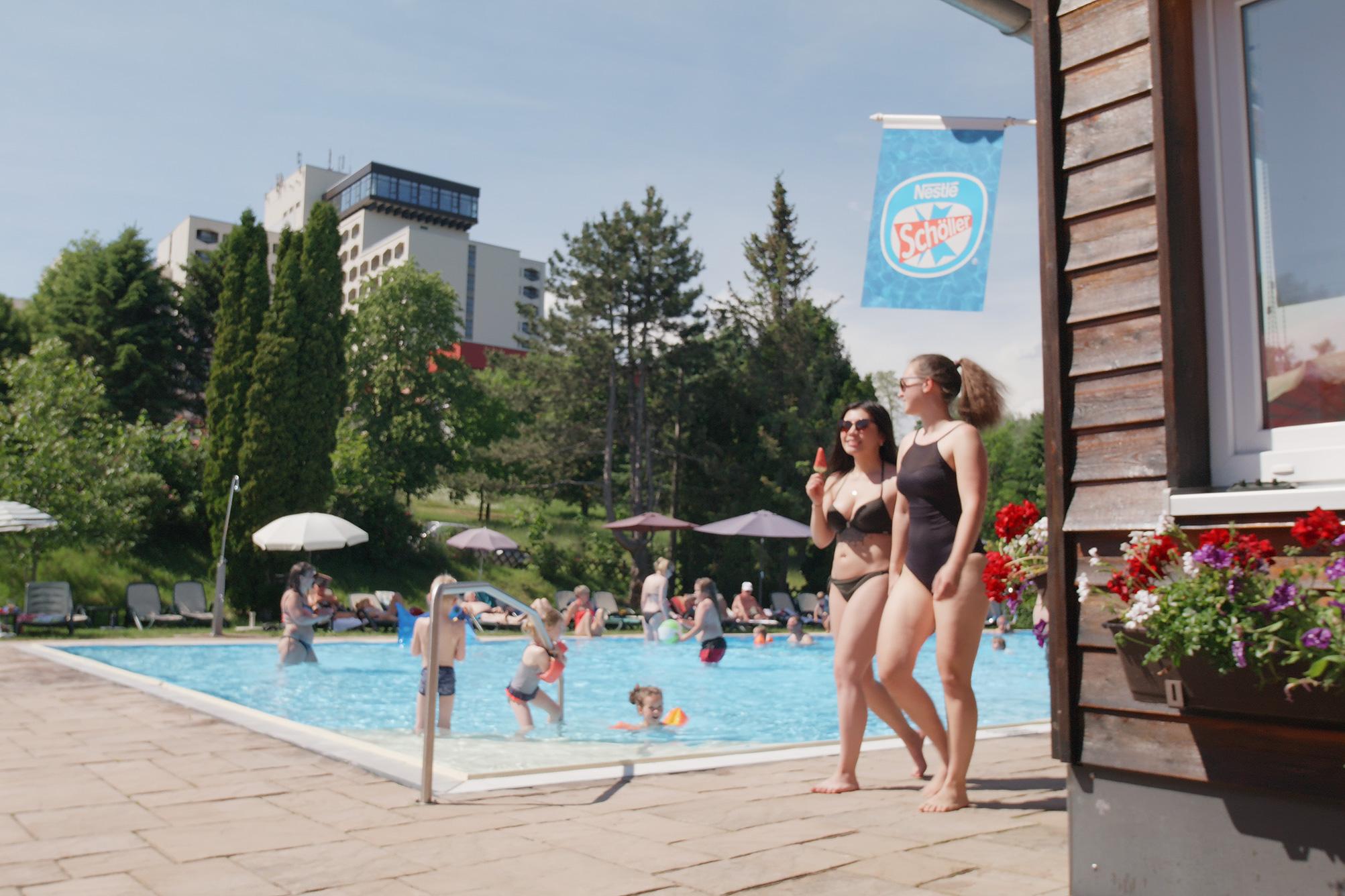 Außen-Pool