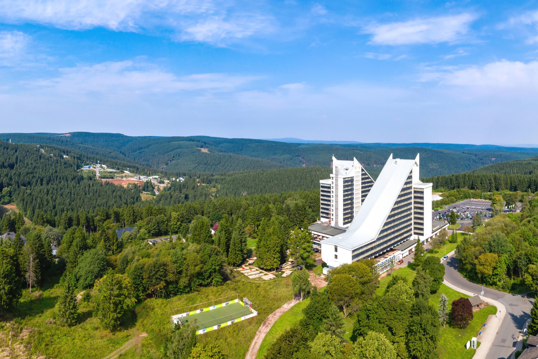 AHORN Panorama Hotel Oberhof Sommeransicht