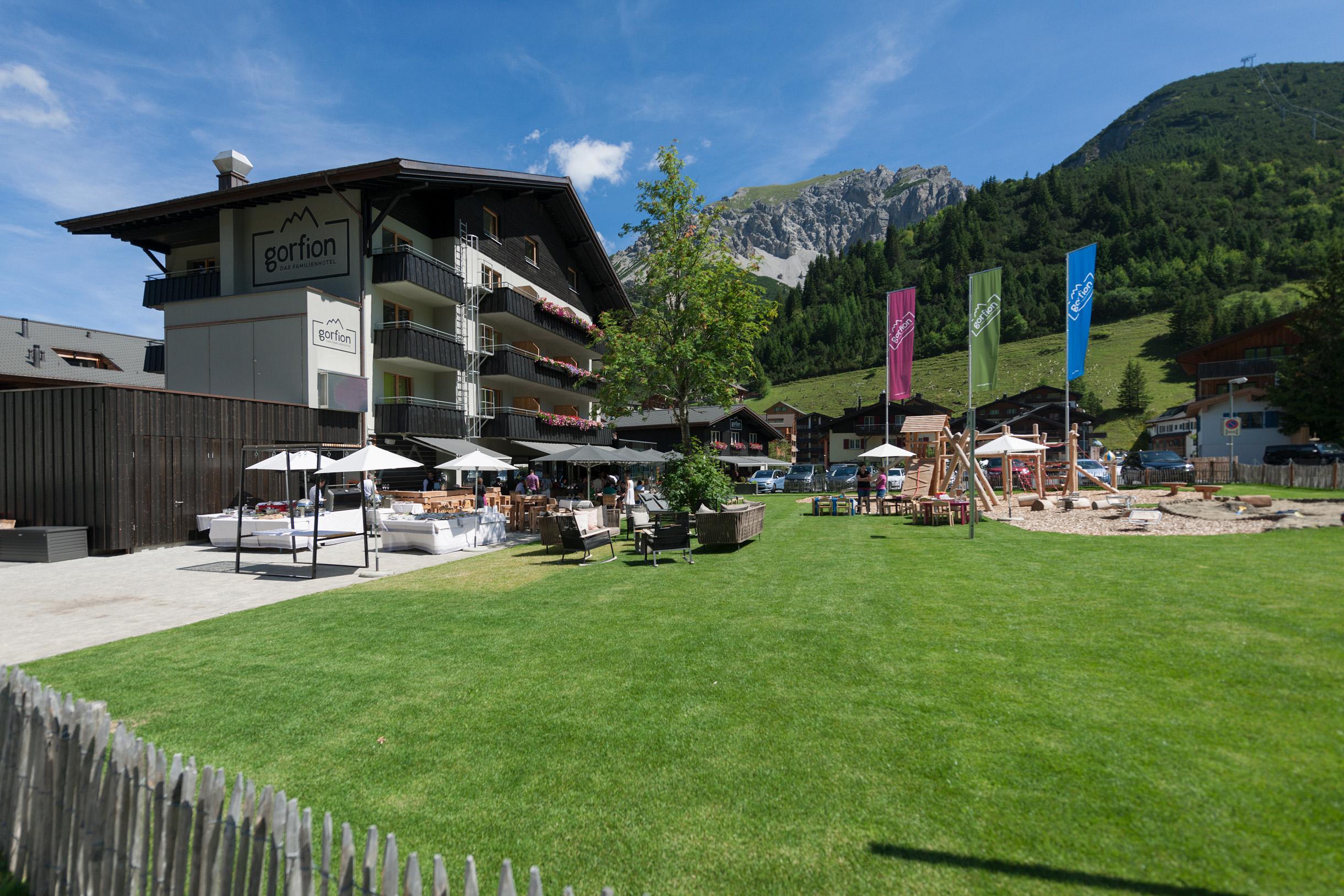 Gorfion Familotel Liechtenstein