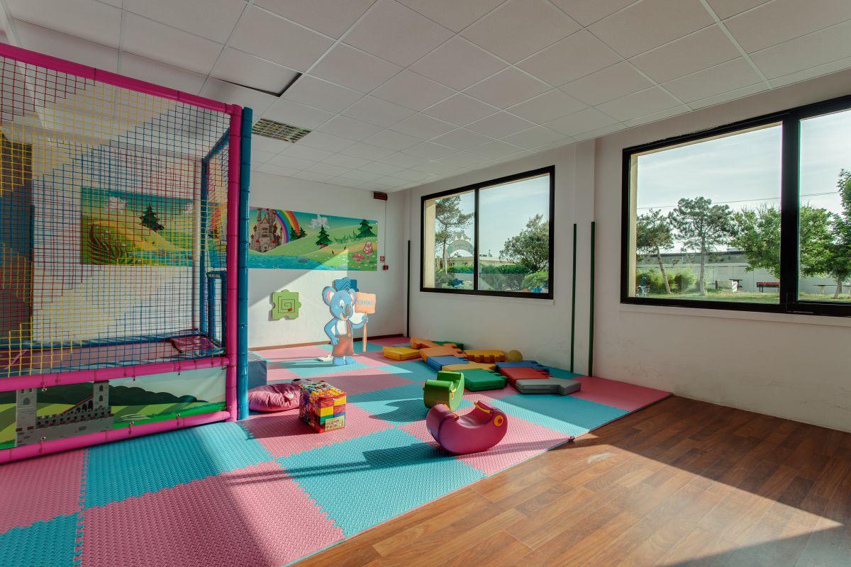 Kinder-Spielzimmer