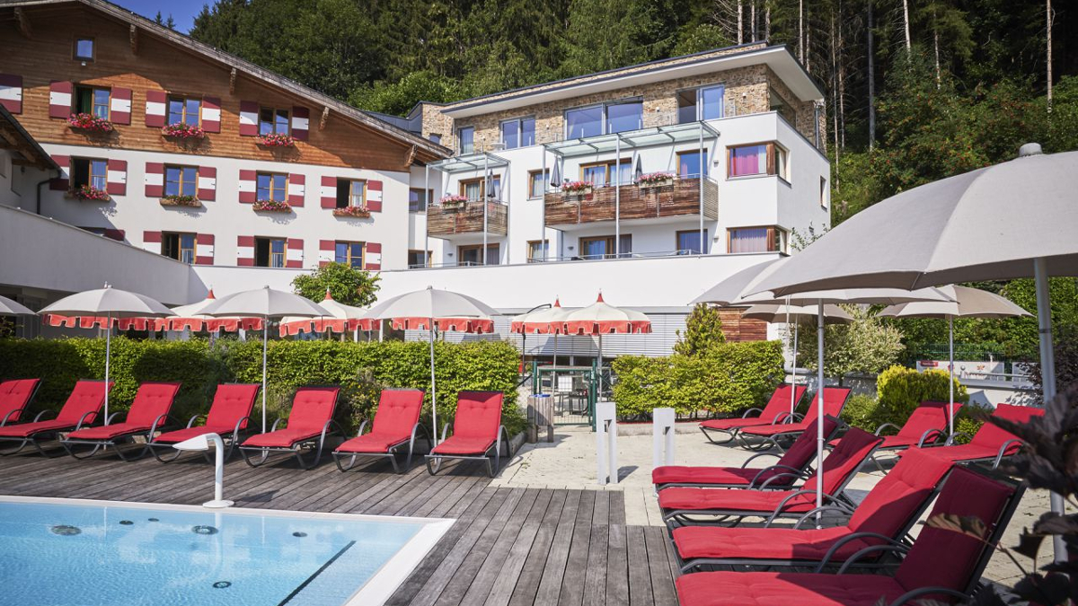 Familotel Amiamo - Kinderhotel in Zell am See