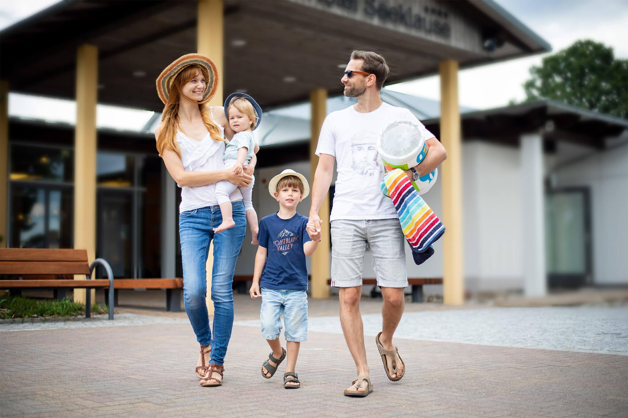 Familien Wellness Hotel Seeklause