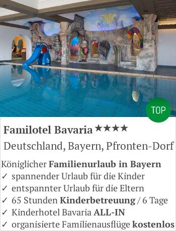 Familotel Bavaria klein